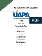 Practica Final UAPA