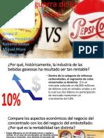 La guerra de las colas, Pepsi VS.pptx