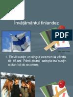 Invatamantul finlandez