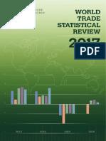 Examen Estadistico Comercio Mundial 2017 OMC