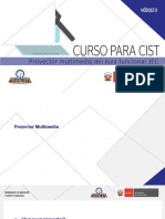 m2 b1 Matestudio Proyector Multimedia