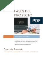 Tecnología - Fases Del Proyecto