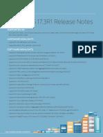 Junos Release Notes 17.3