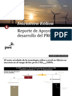 3er Estudio Eólico AMDEE Documento Prodesen PwC