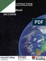 MPE Handbook 2017-18