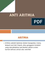 DT Anti Aritmia