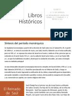Libros Historicos Clase 5