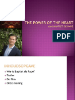 The Power of the Heart Van Baptist De