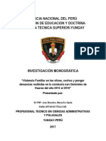 Policia Nacional Del Perú s3 Pnp Menacho