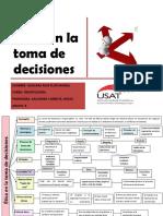 Etica en La Toma de Decisiones