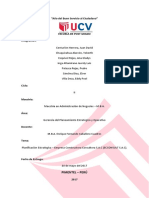 Planificación Estratégica ECConsult SAC