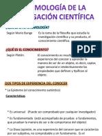 EPISTEMOLOGIA DE LA INVESTIGACIÓN.ppt