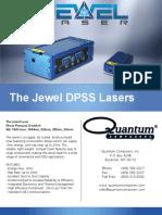 Jewel DPSS Laser Datasheet