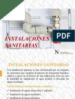Clase N° 01 - INSTALACIONES SANITARIAS