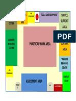 sample cbt shop layout