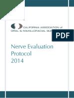 Nerve Evaluation Protocol 2014
