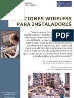 Soluciones Wireless Para Instal Adores