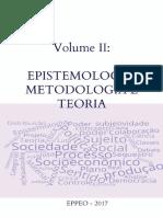 Volume II - Epistemologia, Metodologia e Teoria