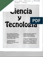 Daniel Herrera Ciencia y Tecnología