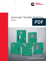 Automatic Transfer Switches Brochure