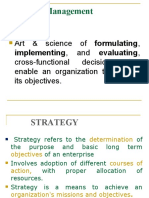 Strategic Management-Module-1
