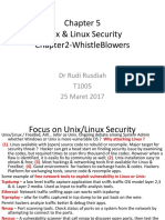 Chapter5Unix-LinuxSecurity25Mar2017