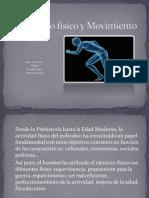Ejercicio Físico y Movimiento