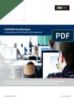 CADFEM an Academique 2