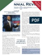 Centennial Review October 2017