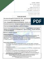 Comptabilité Et Gestion Des Entreprises CGE 117 &127