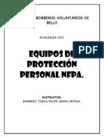 1 - 8 Equipos de Proteccion Personal Nfpa Material Del Participante.