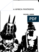 LEIRIS, Michel. Africa Fantasma