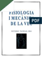 1.- Fisiologia i Mec Nica de La Veu