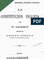 Constitucion Inglesa