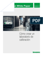 Beamex White Paper - How to Build a Calibration Workshop ESP