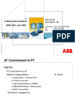 ABB - The World Leader in Motors and Generators