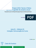 eBook - Curso MS Project Specialist 2013-2016 - Site Campus