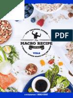The Macro Recipe Book Vol24