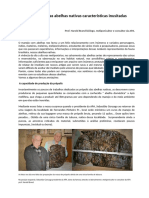 As Propolis Das Abelhas Nativas - Caracteristicas