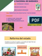 CONTAB.AGROPECUARIA REFORMAS