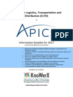 KEI APICS CLTD Information Booklet 2017.02