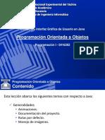 UV-C04 GUI en Java - Generalidades