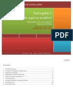 Entregable 1.- Requerimientos y Drivers de Arquitectura
