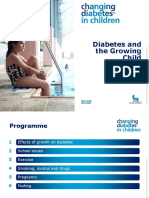 7. Diabetes and the Growing Child ENG