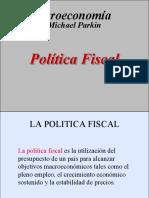 Politica Fiscal
