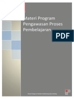 Bab I-III Prog. Pemantauan Pembelajaran