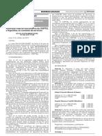 RM N° 282-2017-PCM - Autorizan viaje de funcionarios de OSIPTEL a Argentina en comisión de servicios