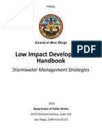Low Impact Development Manual of County of San Diego