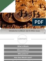 Bitcoin Presentation Final