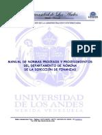 MNPP Dpto NOMINA 1ra Version 12 2006